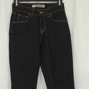 J Brand Scarlett Curvy Fit Cigarette Skinny Jeans